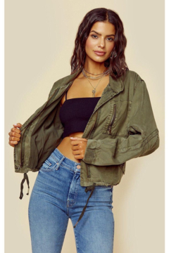 Young Fabulous & Broke Clara Jacket - Product List Image
