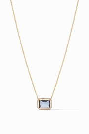 Julie Vos CLARA LUXE NECKLACE-AZURE BLUE - Product Mini Image