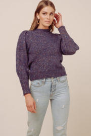 ASTR the Label Clara Puff Sleeve Sweater - Product Mini Image