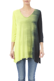 Clara Sunwoo Ombre Side Tunic - Side cropped
