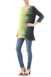Clara Sunwoo Ombre Side Tunic - Front full body