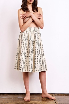 Shoptiques Product: Clara Tiered Skirt