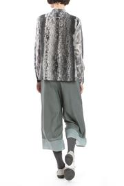 Clara Kaesdorf Blouse Ice Crystal Print - Side cropped