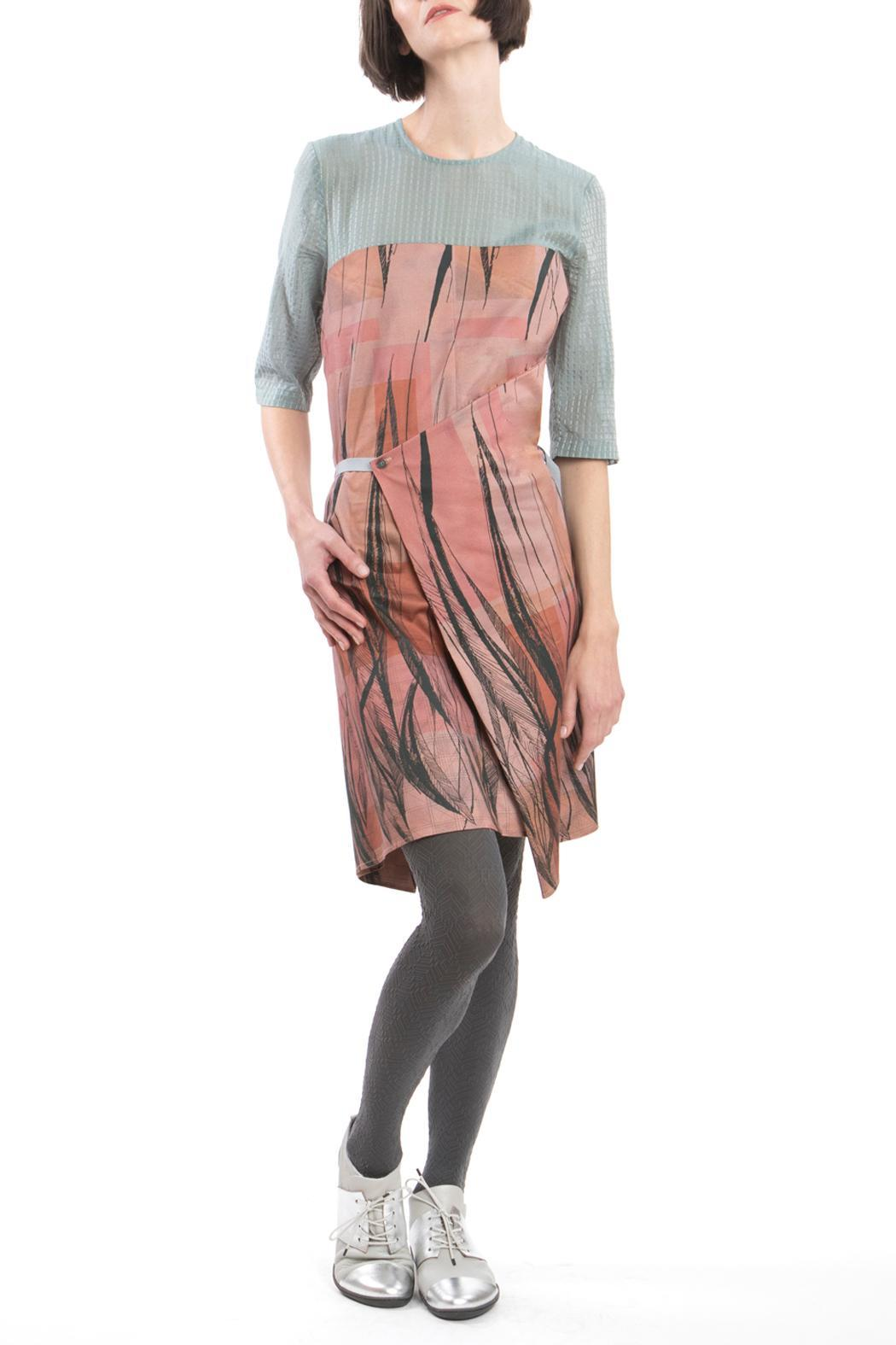 Clara Kaesdorf Changeable Dress Feather - Main Image