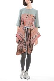 Clara Kaesdorf Changeable Dress Feather - Front cropped