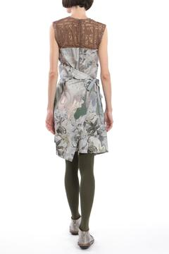 Shoptiques Product: Changeable Dress Grey Brown