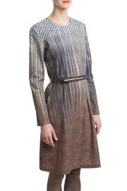 Clara Kaesdorf Dress Brown Gradient - Product Mini Image