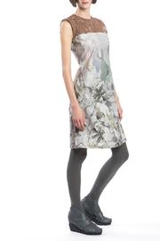 Clara Kaesdorf Dress Slim Flower Net - Product Mini Image
