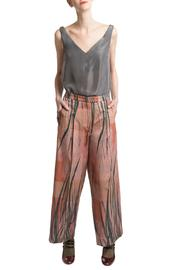 Clara Kaesdorf Marlene Pants Feather - Front cropped