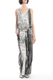 Clara Kaesdorf Marlene Trousers Ice Crystal - Side cropped