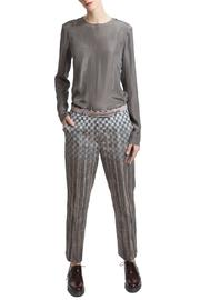 Clara Kaesdorf Pants Grey Gradient - Product Mini Image