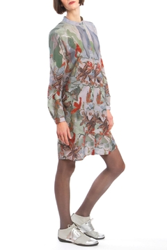 Clara Kaesdorf Shirtdress Flower Red - Product List Image