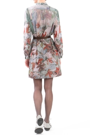 Clara Kaesdorf Shirtdress Flower Red - Other
