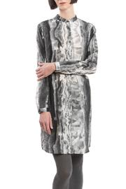 Clara Kaesdorf Shirtdress Ice Crystal - Product Mini Image