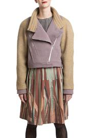 Clara Kaesdorf Short Jacket Pastel - Product Mini Image