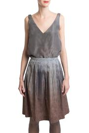 Clara Kaesdorf Skirt Gradient Brown - Product Mini Image