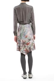 Clara Kaesdorf Skirt Modifiable Flower Red - Other