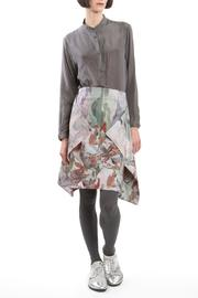 Clara Kaesdorf Skirt Modifiable Flower Red - Side cropped