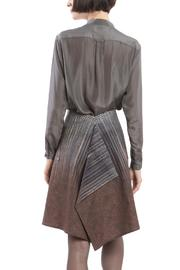 Clara Kaesdorf Skirt Modifiable Gradient Brown - Other