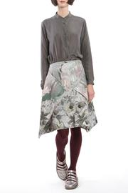 Clara Kaesdorf Skirt Modifiable Grey Skirt - Product Mini Image