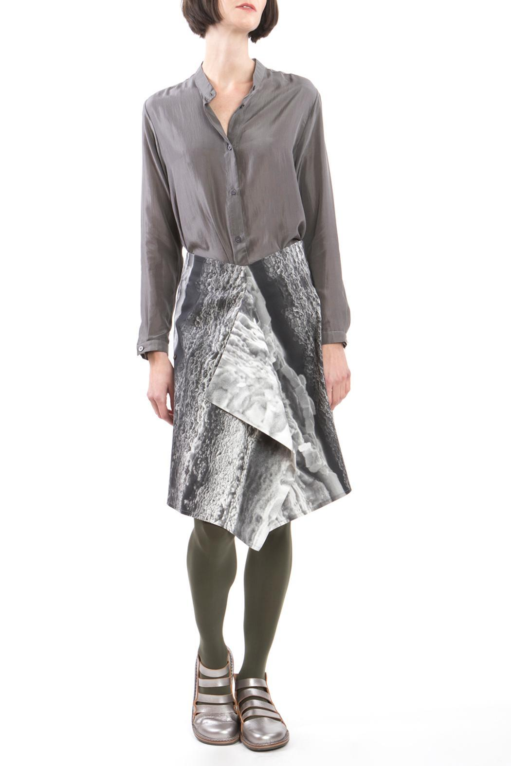 Clara Kaesdorf Skirt Modifiable Ice Crystal - Front Full Image