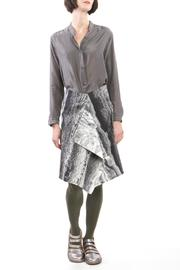 Clara Kaesdorf Skirt Modifiable Ice Crystal - Front full body
