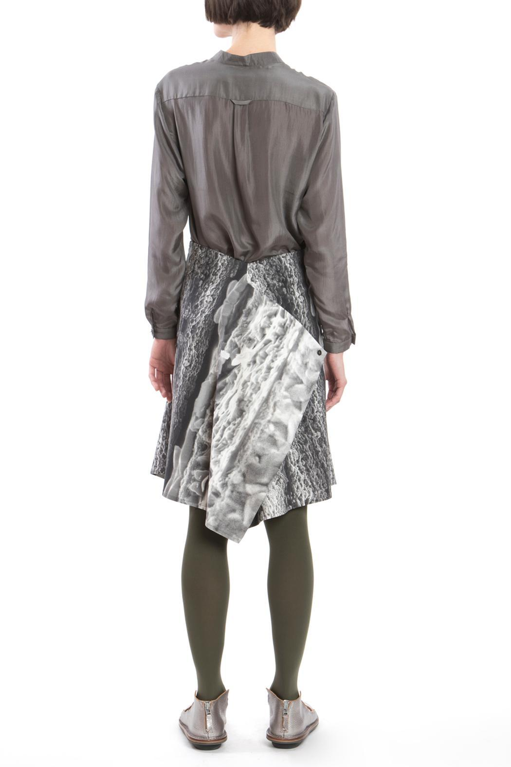 Clara Kaesdorf Skirt Modifiable Ice Crystal - Side Cropped Image