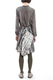 Clara Kaesdorf Skirt Modifiable Ice Crystal - Side cropped