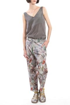 Shoptiques Product: Trousers Flower Red