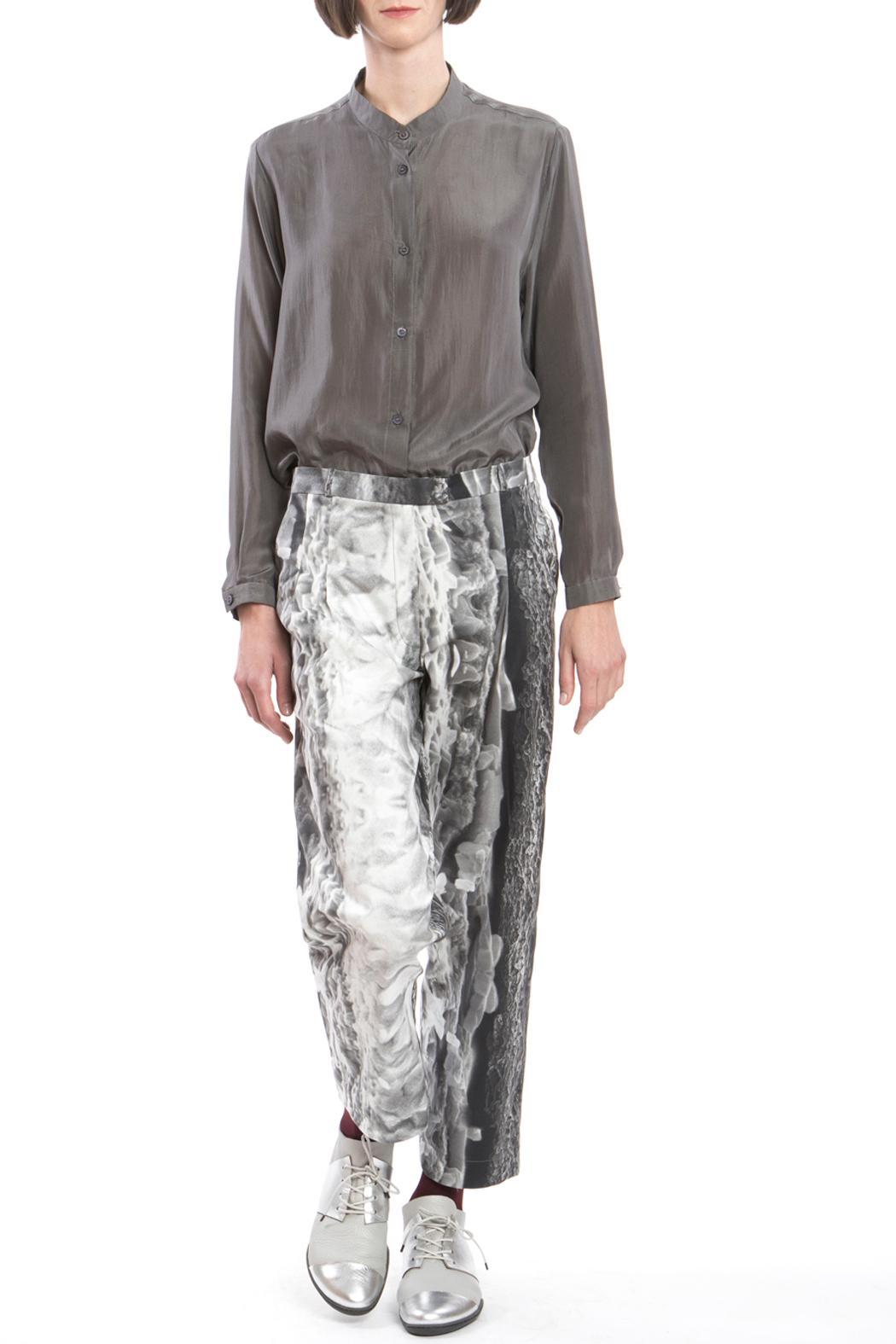 Clara Kaesdorf Trousers Ice Crystal - Main Image