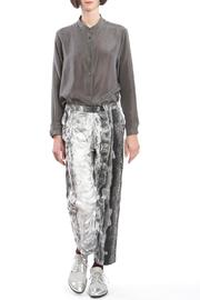 Clara Kaesdorf Trousers Ice Crystal - Front cropped