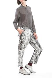 Clara Kaesdorf Trousers Ice Crystal - Side cropped