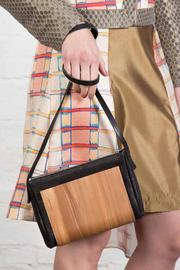 Clara Kaesdorf Woodenbag Leather - Product Mini Image