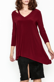 Clara Sunwoo Asymmetrical Tunic - Product Mini Image