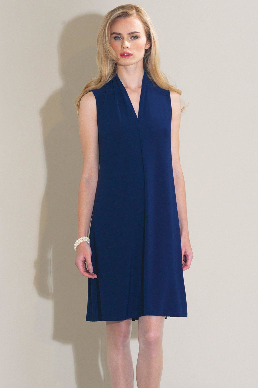 Clara Sunwoo Basic Shift Dress - Front Cropped Image