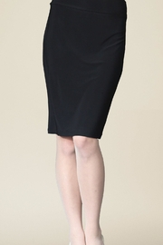 Clara Sunwoo Black Pencil Skirt - Product Mini Image