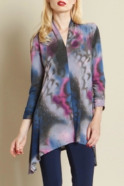 Clara Sunwoo Butterfly Tunic Top - Front cropped