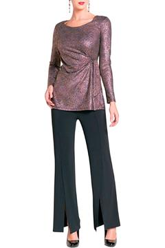 Shoptiques Product: Copper Sparkle Top