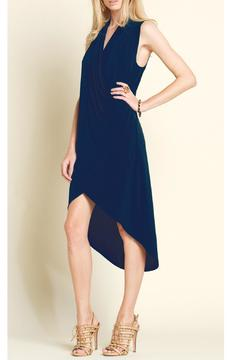 Shoptiques Product: Crossover Drape Dress