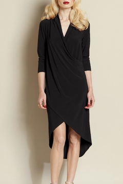 Shoptiques Product: Crossover Knit Dress
