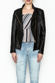 Clara Sunwoo Faux Leather Jacket - Product Mini Image