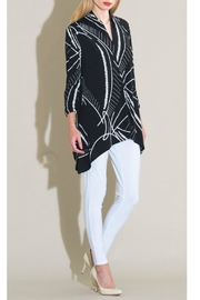 Clara Sunwoo Fish Bone Tunic - Product Mini Image