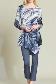 Clara Sunwoo Floral Abstract Tunic - Product Mini Image