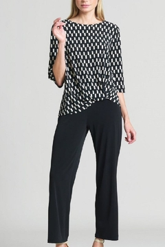 Clara Sunwoo Geo Rectangle Knot/top - Alternate List Image