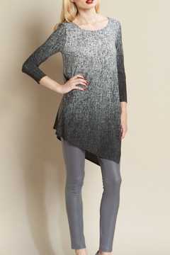 Shoptiques Product: Grey Ombre Tunic