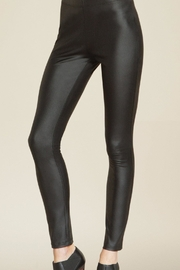 Clara Sunwoo Liquid Leather Legging - Front cropped