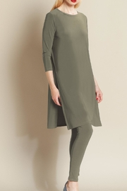 Clara Sunwoo Long Tunic Top - Product Mini Image