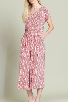 Clara Sunwoo Mini Square Jumpsuit - Product List Image