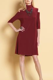 Clara Sunwoo Mock Neck Dress - Product Mini Image