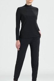 Clara Sunwoo Mock Neck Top - Front cropped